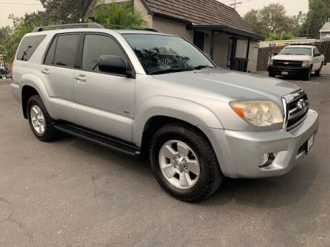 2008 Toyota 4Runner for sale at Three Bridges Auto Sales in Fair Oaks CA