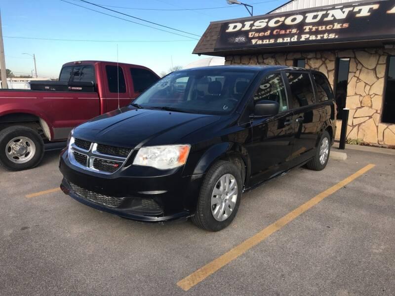 2019 Dodge Grand Caravan for sale at Discount Auto Sales in Wichita KS