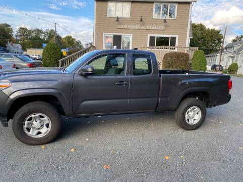 2016 Toyota Tacoma for sale at Good Works Auto Sales INC in Ashland MA