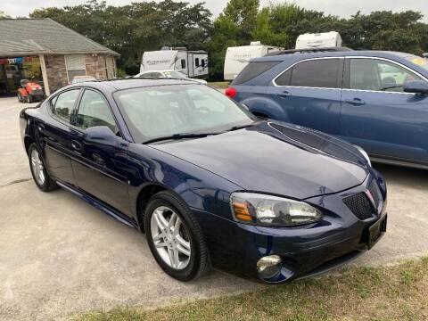 2007 Pontiac Grand Prix for sale at Autoway Auto Center in Sevierville TN