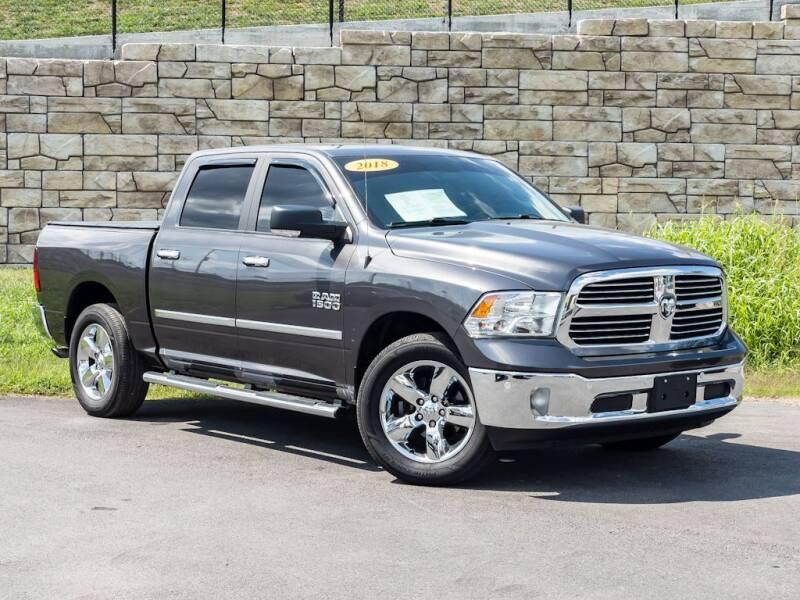2018 RAM Ram Pickup 1500 for sale at Car Hunters LLC in Mount Juliet TN