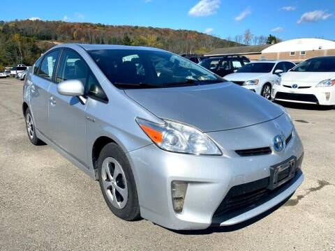 2012 Toyota Prius for sale at DETAILZ USED CARS in Endicott NY