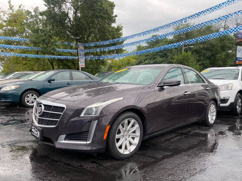 2014 Cadillac CTS for sale at WOLF'S ELITE AUTOS in Wilmington DE