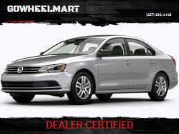 2016 Volkswagen Jetta for sale at GOWHEELMART in Leesville LA