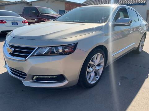 2015 Chevrolet Impala for sale at Town and Country Motors in Mesa AZ
