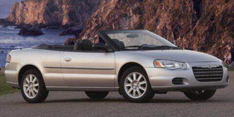 2004 Chrysler Sebring for sale at Street Smart Auto Brokers in Colorado Springs CO