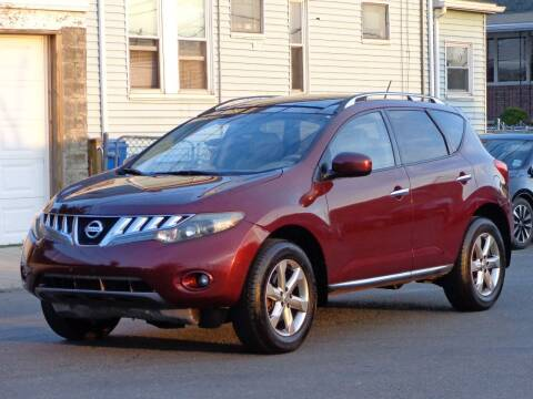 2009 Nissan Murano for sale at Broadway Auto Sales in Somerville MA