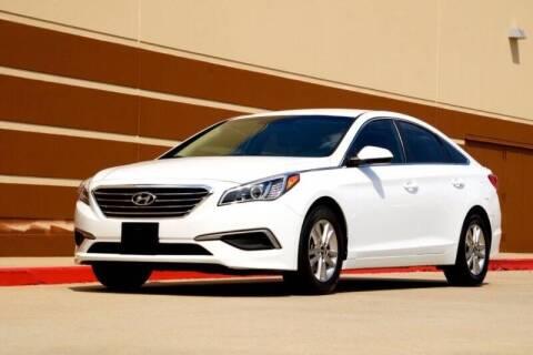 2016 Hyundai Sonata for sale at Auto Hunters in Houston TX