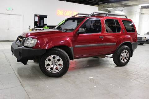 2002 Nissan Xterra for sale at R n B Cars Inc. in Denver CO