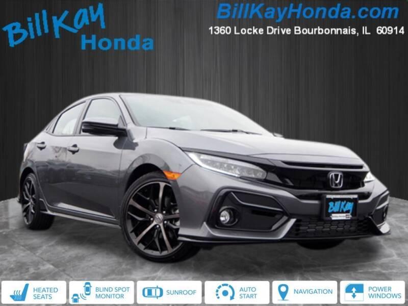 2020 Honda Civic for sale in Bourbonnais, IL
