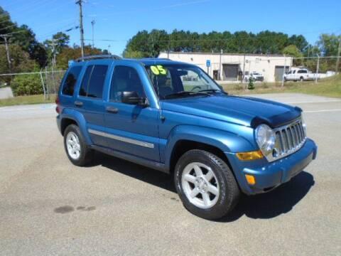 2005 Jeep Liberty for sale at Atlanta Auto Max in Norcross GA