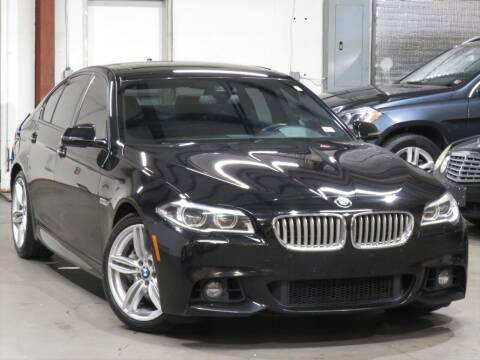 2014 BMW 5 Series for sale at CarPlex in Manassas VA