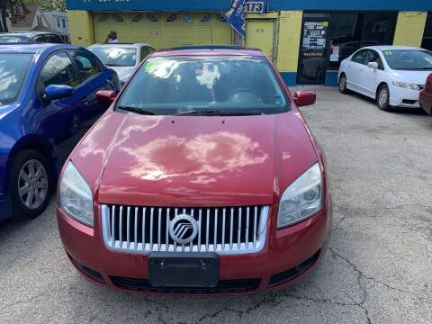 2007 Mercury Milan for sale at HW Used Car Sales LTD in Chicago IL