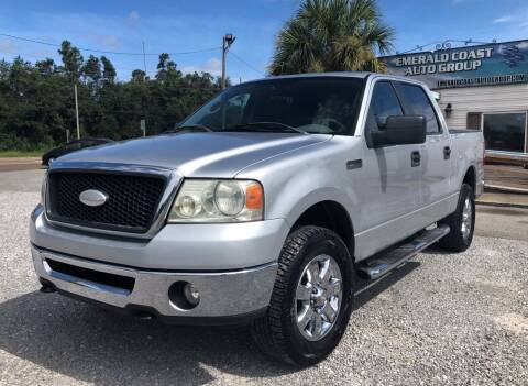 2006 Ford F-150 for sale at Emerald Coast Auto Group LLC in Pensacola FL