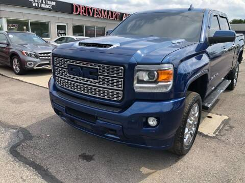 2016 GMC Sierra 2500HD for sale at DriveSmart Auto Sales in West Chester OH
