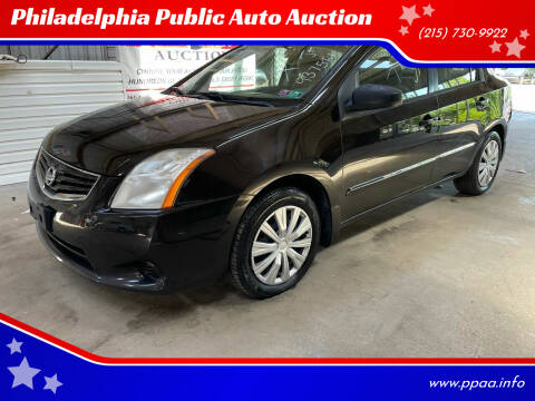 2011 Nissan Sentra for sale at Philadelphia Public Auto Auction in Philadelphia PA
