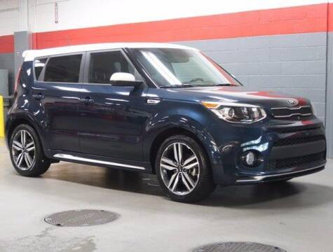 2018 Kia Soul for sale at CU Carfinders in Norcross GA
