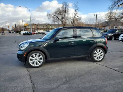 2011 MINI Cooper Countryman for sale at UTAH AUTO EXCHANGE INC in Midvale UT