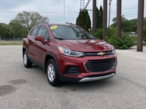 2019 Chevrolet Trax for sale at Betten Baker Preowned Center in Twin Lake MI
