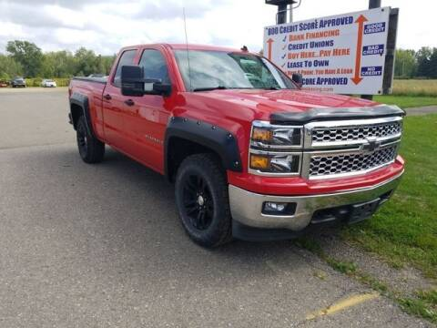 2014 Chevrolet Silverado 1500 for sale at Sensible Sales & Leasing in Fredonia NY