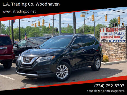 2018 Nissan Rogue for sale at L.A. Trading Co. Woodhaven - L.A. Trading Co. Detroit in Detroit MI