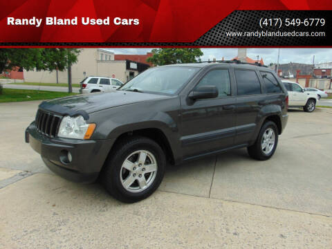 2005 Jeep Grand Cherokee for sale at Randy Bland Used Cars in Nevada MO
