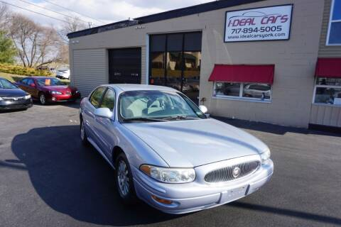 2005 Buick LeSabre for sale at I-Deal Cars LLC in York PA