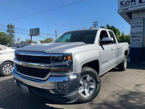 2018 Chevrolet Silverado 1500 for sale at Car Lanes LA in Glendale CA