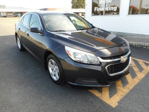 2014 Chevrolet Malibu for sale at Auto America - Monroe in Monroe NC