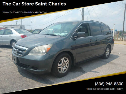 2006 Honda Odyssey for sale at The Car Store Saint Charles in Saint Charles MO