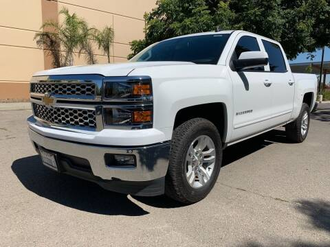 2015 Chevrolet Silverado 1500 for sale at 707 Motors in Fairfield CA