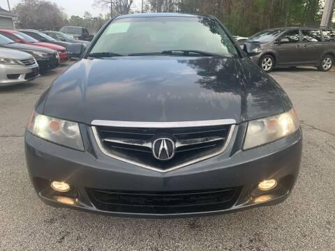 2005 Acura TSX for sale at Philip Motors Inc in Snellville GA