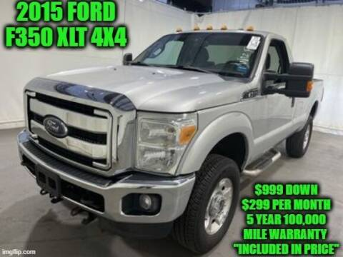 2015 Ford F-350 Super Duty for sale at D&D Auto Sales, LLC in Rowley MA