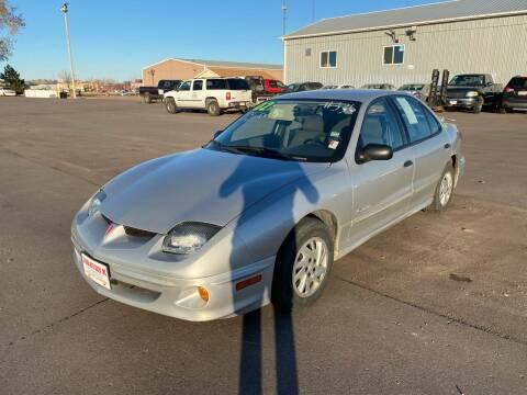 2002 Pontiac Sunfire for sale at De Anda Auto Sales in South Sioux City NE