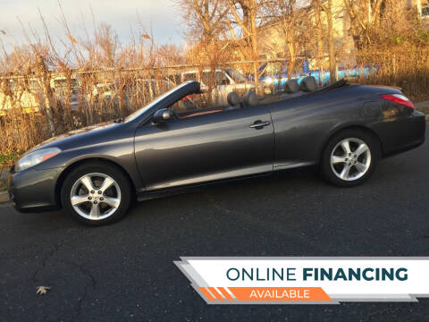 2008 Toyota Camry Solara for sale at New Jersey Auto Wholesale Outlet in Union Beach NJ