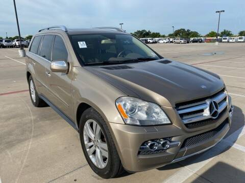 2010 Mercedes-Benz GL-Class for sale at Smart Chevrolet in Madison NC
