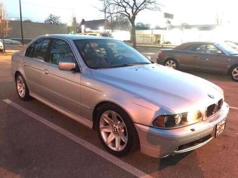 2002 BMW 5 Series for sale at Your Car Source in Kenosha WI