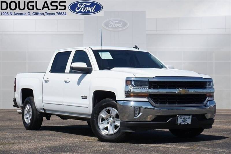 2018 Chevrolet Silverado 1500 for sale at Douglass Automotive Group - Douglas Ford in Clifton TX