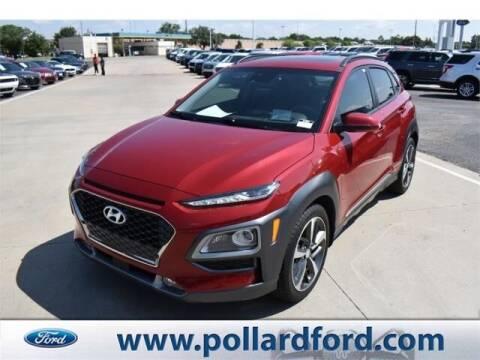 2018 Hyundai Kona for sale at South Plains Autoplex by RANDY BUCHANAN in Lubbock TX