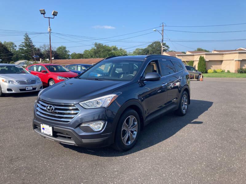 2016 Hyundai Santa Fe for sale at Majestic Automotive Group in Cinnaminson NJ