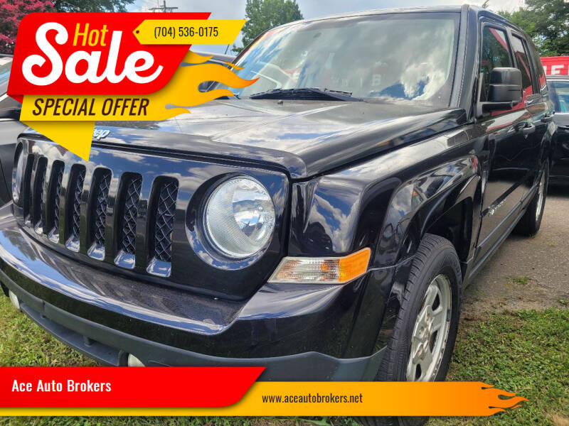 2012 Jeep Patriot for sale at Ace Auto Brokers in Charlotte NC