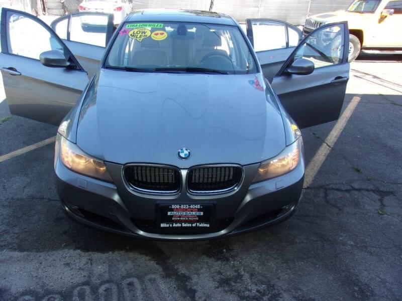 2011 BMW 3 Series for sale at Mike's Auto Sales of Yakima in Yakima WA