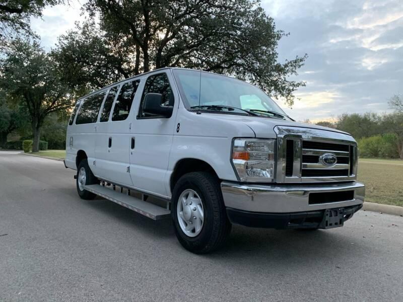 2008 Ford E-Series Wagon for sale at 210 Auto Center in San Antonio TX