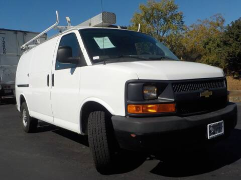 2014 Chevrolet Express Cargo for sale at Royal Motor in San Leandro CA