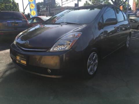 2009 Toyota Prius for sale at MK Auto Wholesale in San Jose CA