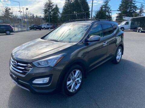 2013 Hyundai Santa Fe Sport for sale at TacomaAutoLoans.com in Lakewood WA