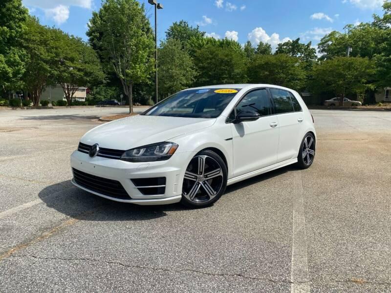 2016 Volkswagen Golf R for sale at Uniworld Auto Sales LLC. in Greensboro NC