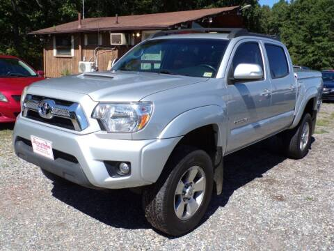 2013 Toyota Tacoma for sale at Select Cars Of Thornburg in Fredericksburg VA