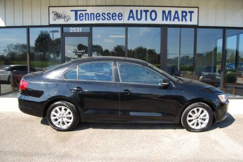 2012 Volkswagen Jetta for sale at Tennessee Auto Mart Columbia in Columbia TN
