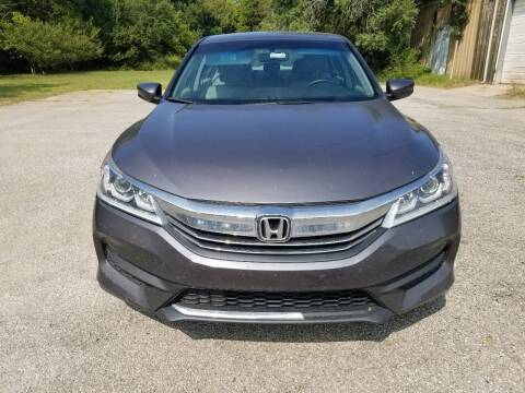 2017 Honda Accord for sale at Empire Auto Remarketing in Shawnee OK